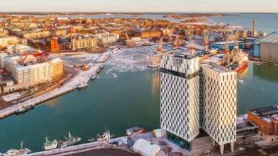 Clarions Helsinki päiväkirja:Parhaat ravintolat ja nähtävyydet