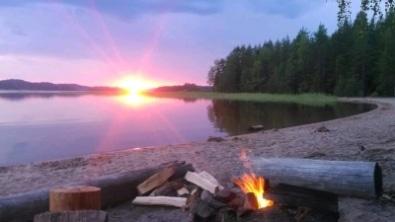 Pohjois-Saimaa matkapäiväkirja:Parhaat leirintäalueet, ravintolat ja nähtävyydet