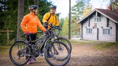 Sysmä-Hartolan pyöräilyreitti: Parhaat majoitukset, ravintolat ja nähtävyydet