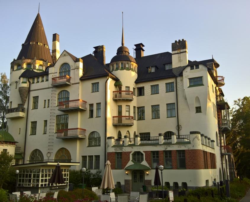 Imatra, Valtionhotelli. Imatra, parhaat hotellit Itä-Suomessa.