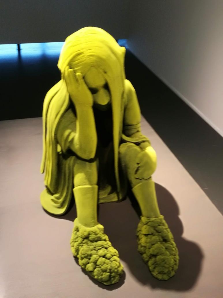 Sinkka, Kerava. Upea taidemuseo.