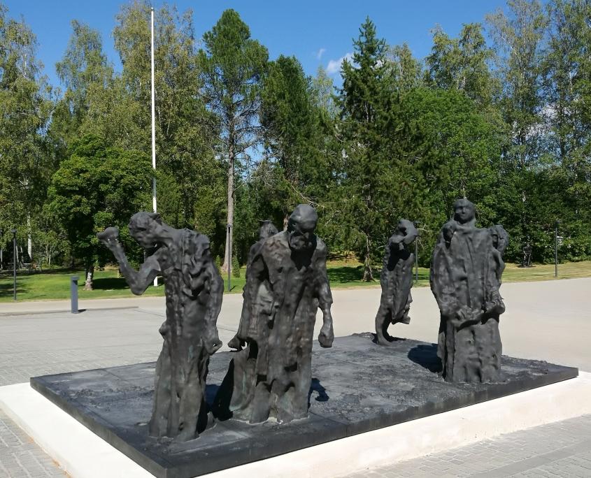 Serlachius-museo Mänttä-Vilppulassa. Suomen parhaat taidemuseot.