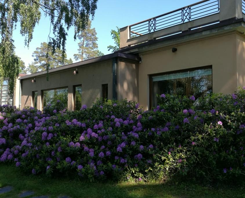 Didrichsenin taidemuseo Helsingin Kuusisaaressa - Suomen paras taidemuseo